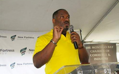 Mobay Chamber Encourages Business Sector To Partner In Crime Fighting